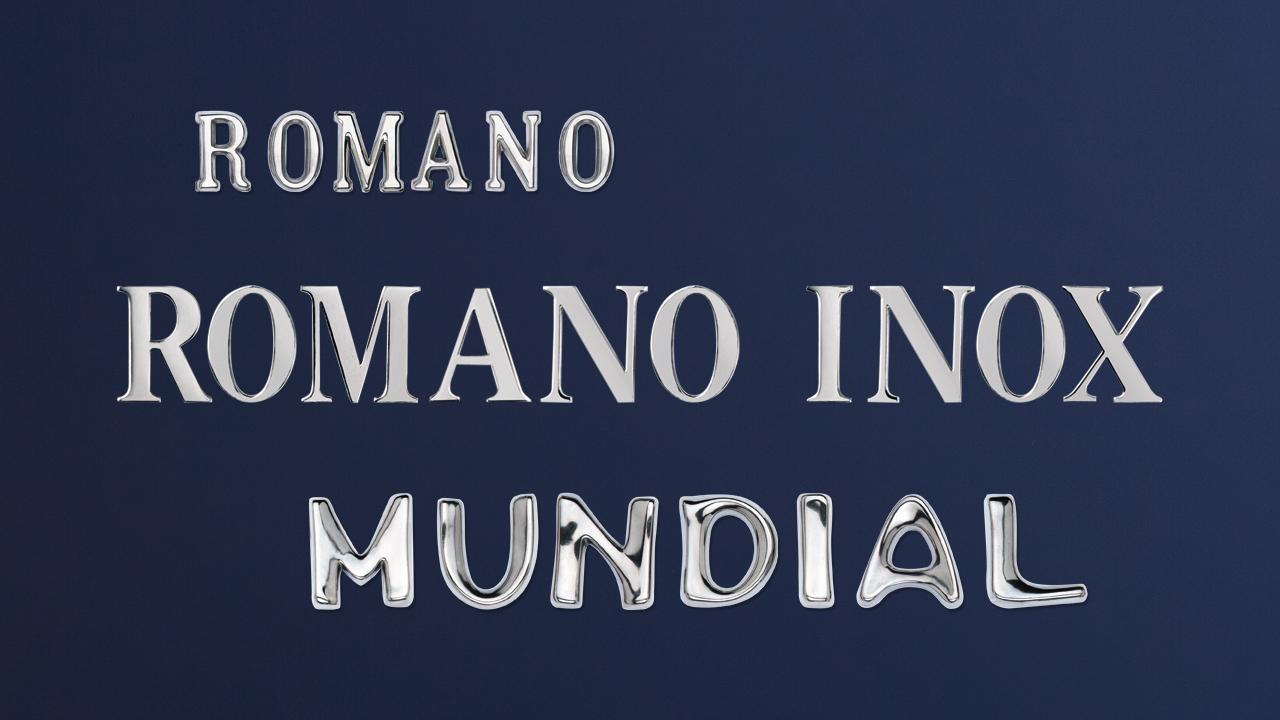 inox slova za nadgrobne spomenike